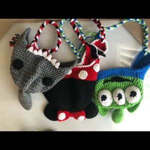 Accessories - Crotchet beanies